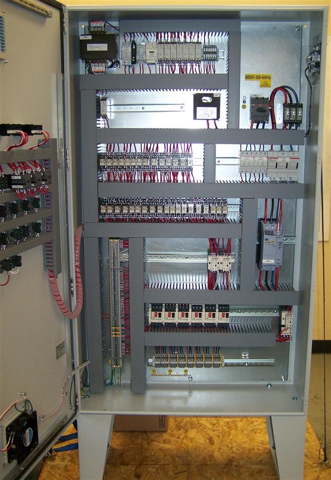 Fabrication De Panneaux De Contr 244 Le Ebi Electric