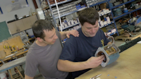 Electric motor repair and winding at EBI Electric