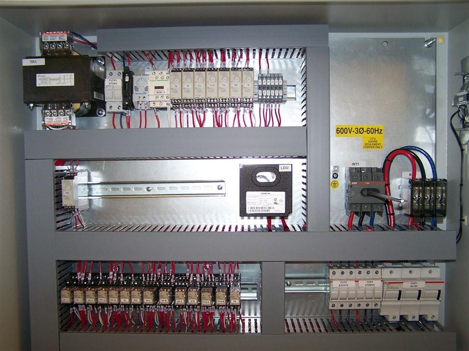 Control panel design and manufacturing   EBI Electric
