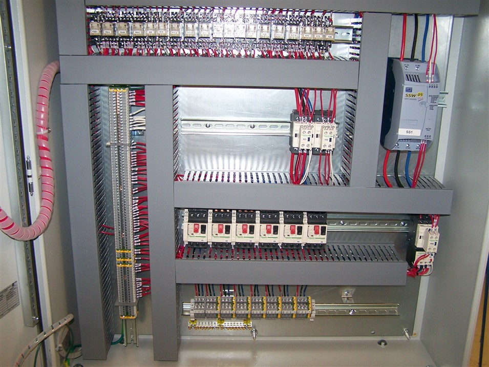 Control panel design and manufacturing | EBI Electric