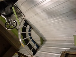 Dry kiln electrical cable tray installation by EBI Electric