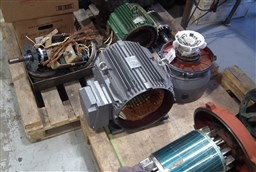 AC and DC Electric Motor Repair at EBI Electric