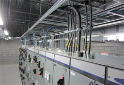 Sawmill motor control centre (MCC) connection and wiring by EBI Electric
