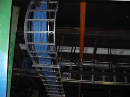 Electric Cable Trays Installation by EBI