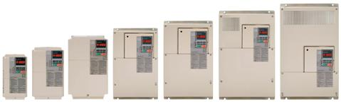Yaskawa variable frequency drives (VFDs) at EBI Electric